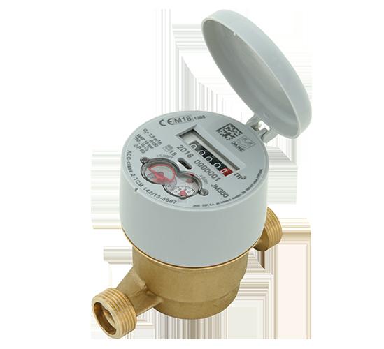 JM300 – Contador de água residencial monojato