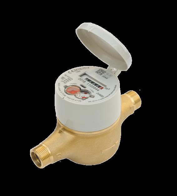 JV400: contador de água volumétrico residencial