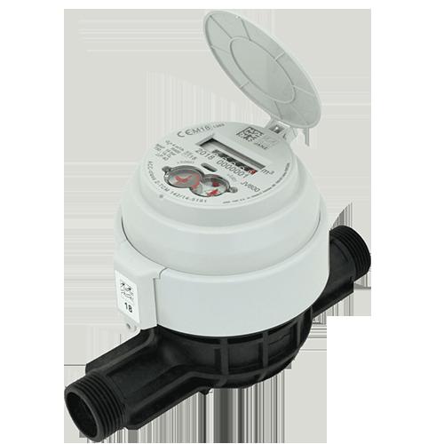 JV600: contador de água volumétrico residencial e comercial