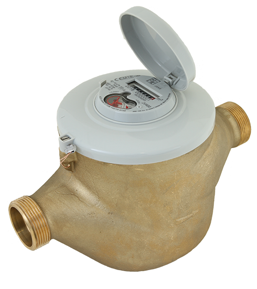 JV400: contador de água volumétrico comercial